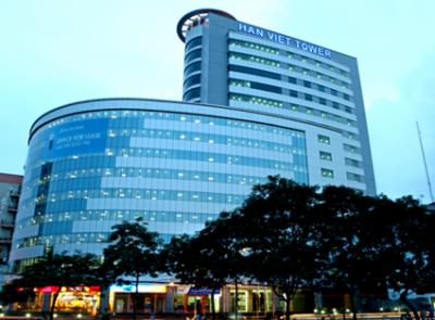 Tòa nhà Hàn Việt 203 Minh Khai, Hà Nội