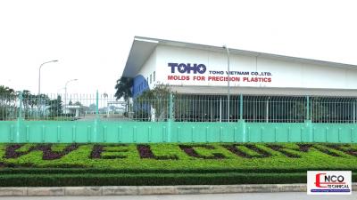 Nhà máy TOHO - Nhật  Bản